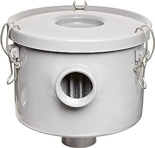 Solberg CSL-849-125HC Inlet Vacuum Pump Air Filter, 1-1/4
