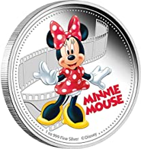 2014 Niué - Disney - Mickey & Friends - Minnie Mouse - 1oz - Silver Coin - $2 Uncirculated
