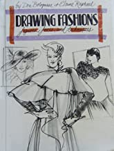 Drawing Fashions: Figures, Faces and Techniques (A How-to-draw book)