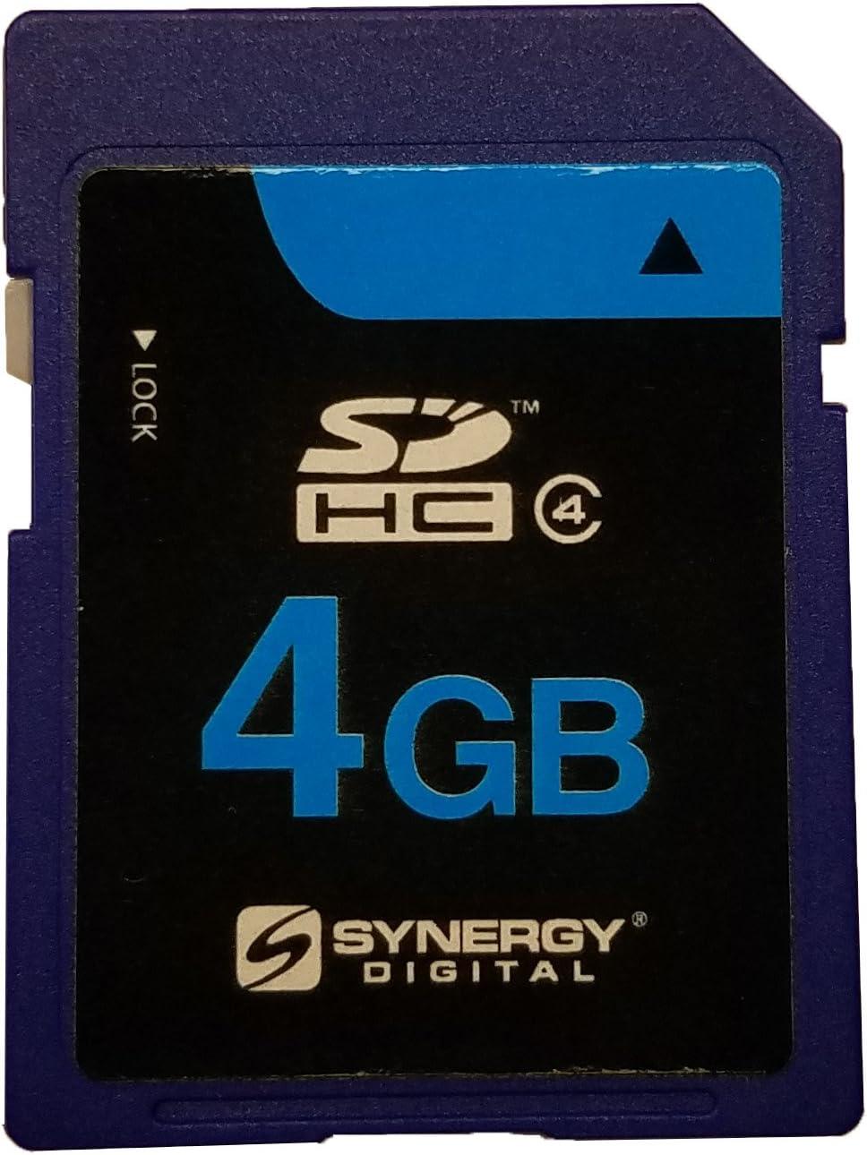 Canon Powershot A560 Digital Camera Memory Card 4GB Secure Digital High Capacity (SDHC) Memory Card