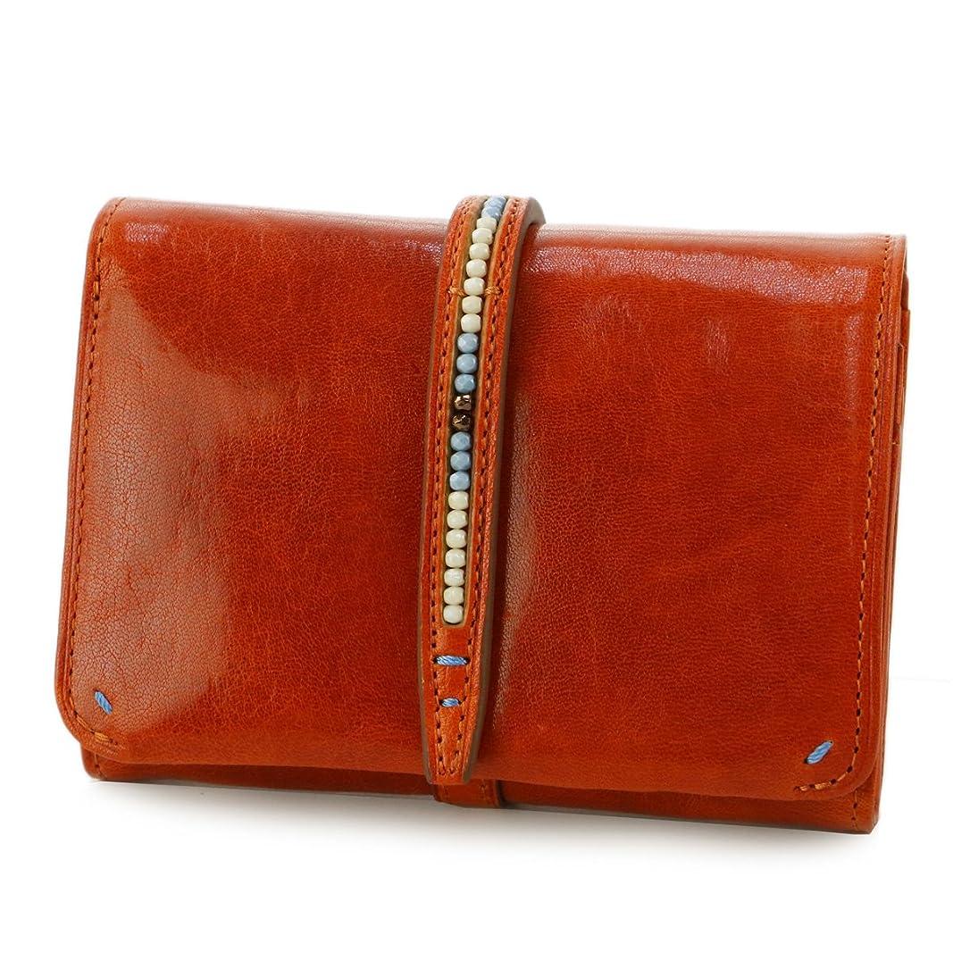 クラシカルレインコート寄付するダコタ 二つ折り財布 本革 ルクス 0036060 レディース