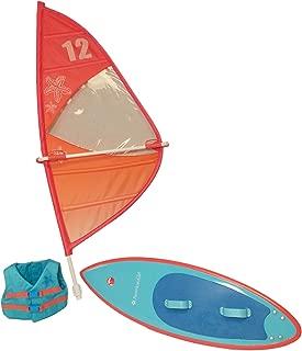 american girl sailboard