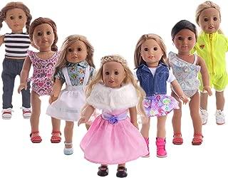Best dolls clothes 18 Reviews