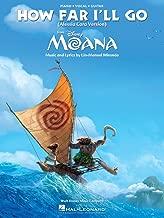 How Far I'll Go (Alessia Cara Version) from Disney's Moana - Sheet Music Singe