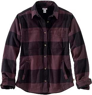Women's Rugged Flex Hamilton Fleece Lined Shirt