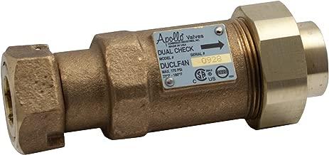 Best apollo dual check valve Reviews