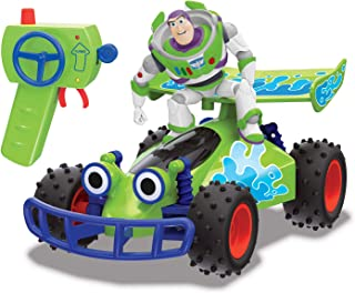 Dickie Toys- Toys Toy Story 4 Buggy Buzz radiocontrol, Multicolor (315