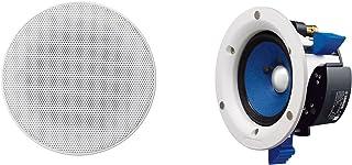 ヤマハ YAMAHA シーリングスピーカー 小型設備用天井埋め込み型 ホワイト (1ペア) NS-IC400