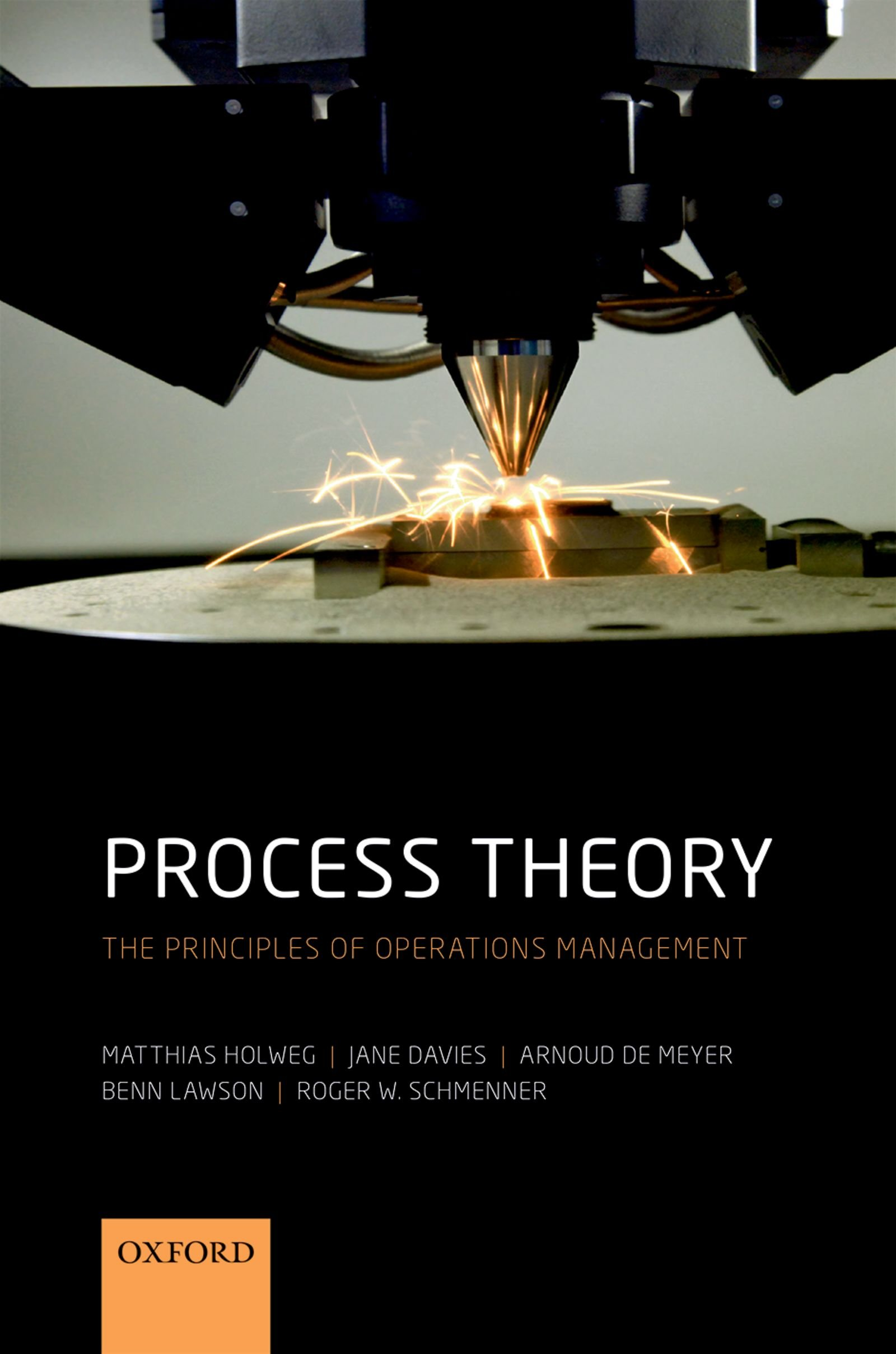 Process Theory: The Principles of Operations Management