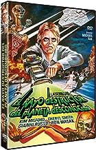 El Rayo Destructor del Planeta Desconocido DVD 1978 Laserblast