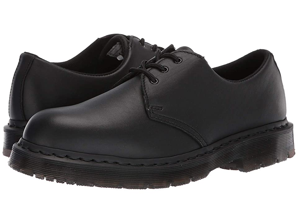 Dr. Martens Work 1461 SR (Black 2) Lace up casual Shoes