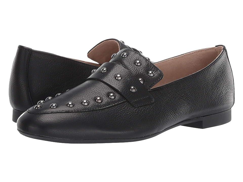 aca445ce32b Paul Green Anika (Black Leather) Women s Slip on Shoes