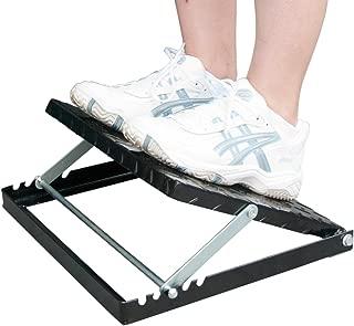 Sportixx Adjustable Slant Board for Calf Stretch Incline Calf Stretcher, 4 Positions, 14.5
