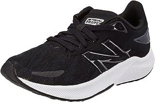 New Balance FuelCell Propel v3 Road Running Shoe, Black, 2 UK Child