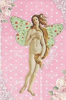 Dot Grid Notebook: Venus of Botticelli Journal