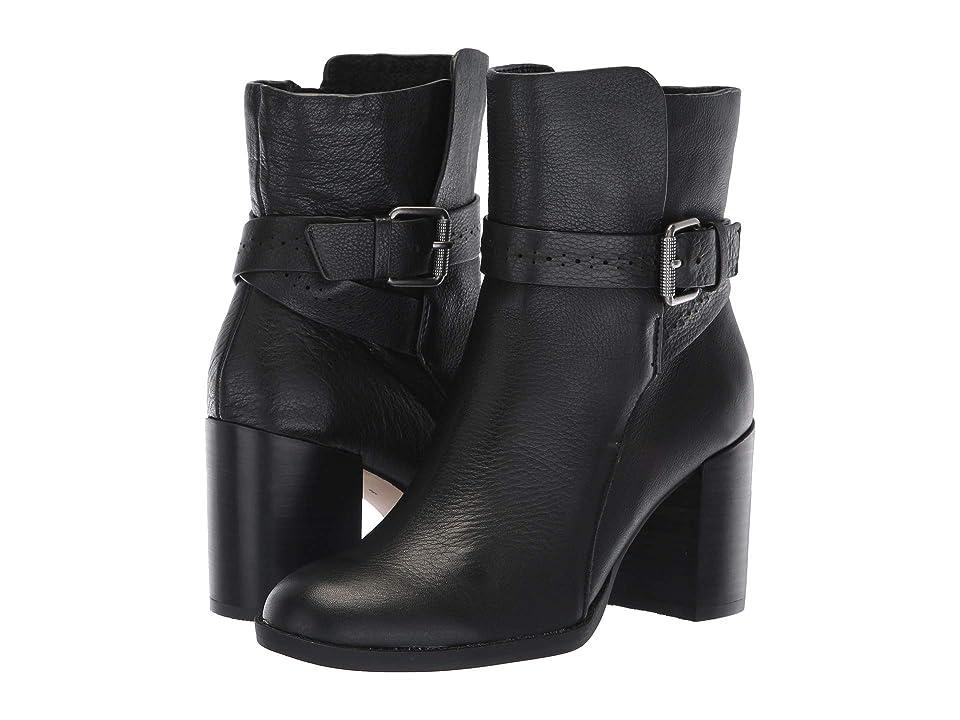 Splendid Callen (Black Leather) Women
