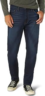 Men's Bonded Fleece Lined Regular Tapered Jean
