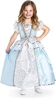 Little Adventures - Disfraz de princesa para niñas de Cenicienta Tradicional, tamaño mediano (3 – 5 años).