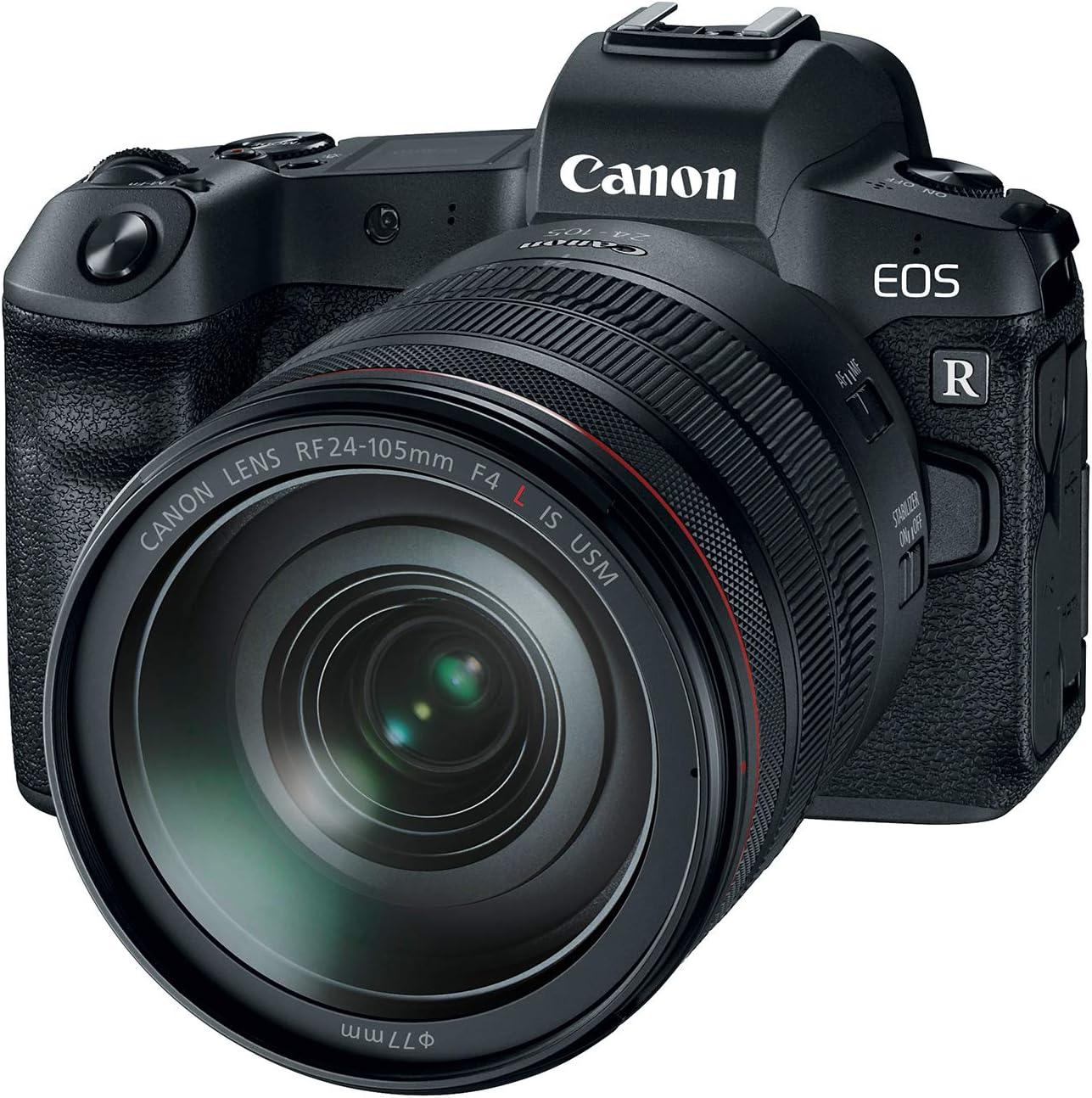Canon EOS R for YouTube Videos