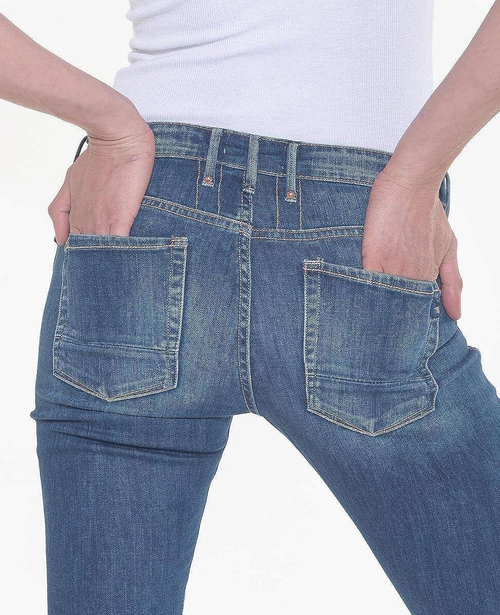 Le Temps des Cerises Jeans 200/43 Boyfit Alfi Bleu Blue