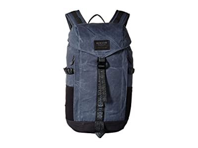 Burton Chilcoot Pack (Dark Slate Waxed Canvas) Day Pack Bags