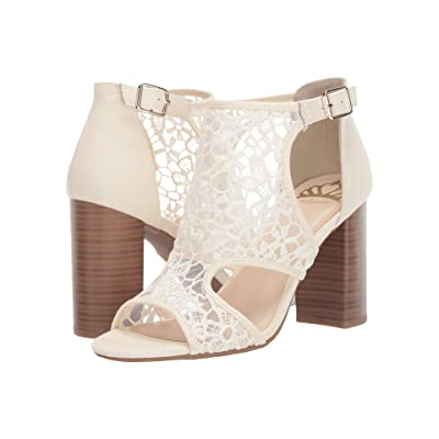 Fergalicious Maddox 3 (Cream) High Heels