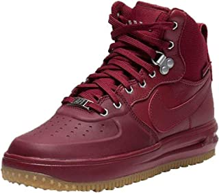 Lunar Force 1 Sneakerboot Team Red/Team Red