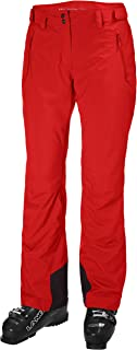 Helly Hansen Legendary Insulated Pants Women's Pants - Red, X-Large