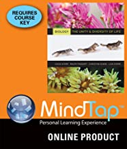 MindTap Biology for Starr/Taggart/Evers/Starr's Biology: The Unity and Diversity of Life, 13th Edition