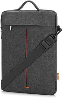 cdc70861c4 domiso étanche bandoulière pour ordinateur portable étui housse sacoche  pour ordinateur portable 11.6 Chromebook de 14