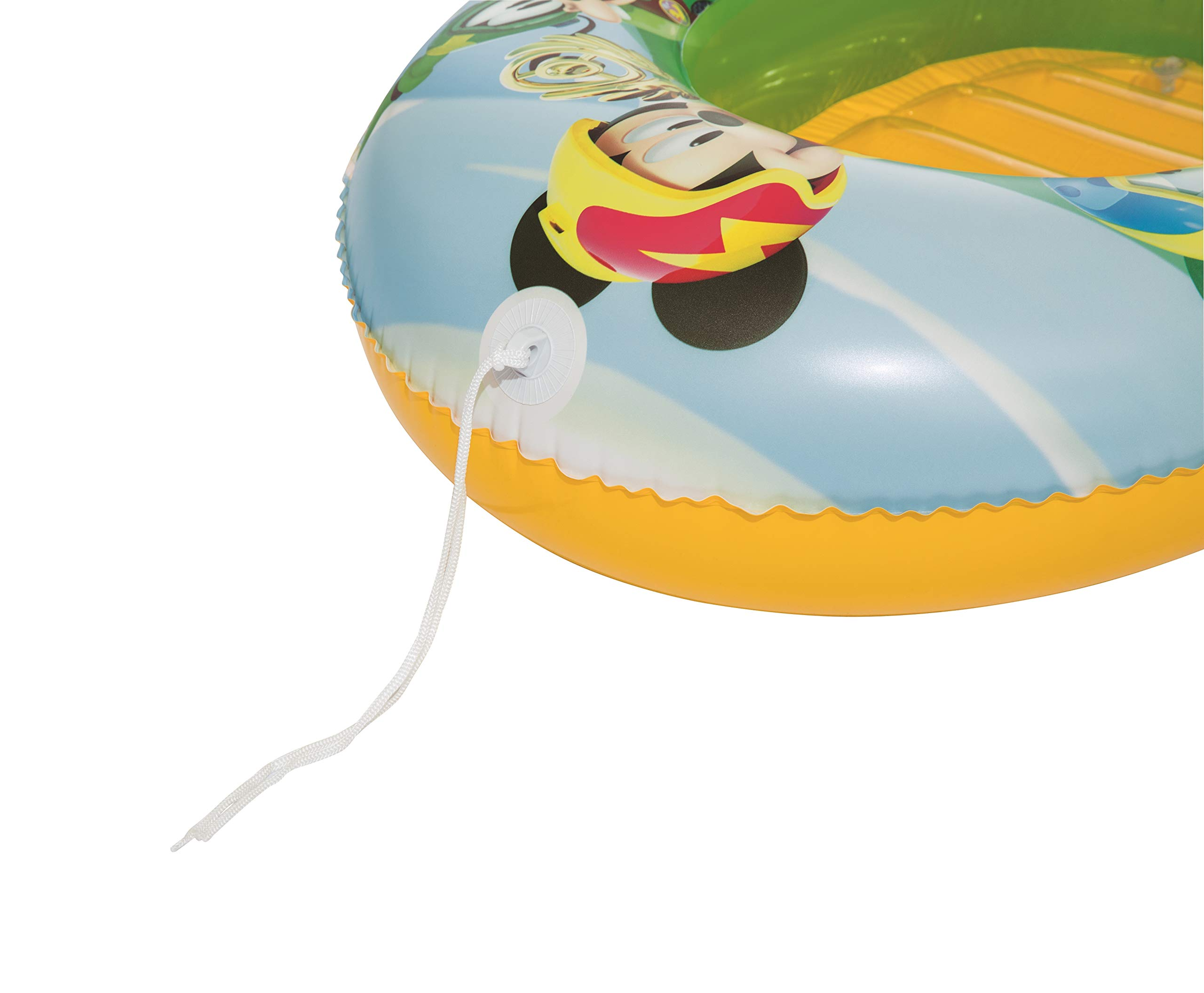 Bestway 91003 - Barca Hinchable Infantil Mickey and the Roadster ...
