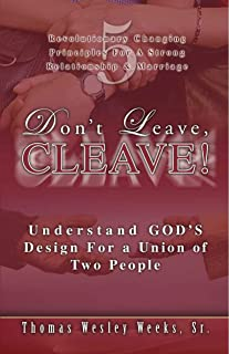 Don't Leave Cleave