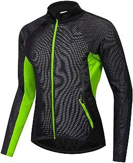 V-speed Cycling Jackets Thin Thermal Fleece Water Repellent Windbreaker Coat