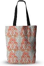 """حقيبة إيمي ريبر """"باروكي"""" بنمط برتقالي من كيس إنهاوس 18"""" x 18"""" AR2008ATB03"""