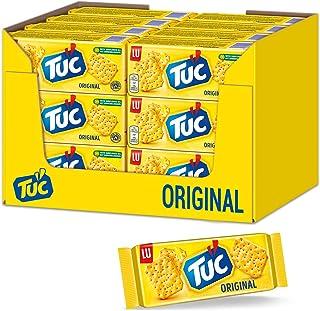 TUC Original 24 x 100g - Fein gesalzenes Knabbergebäck