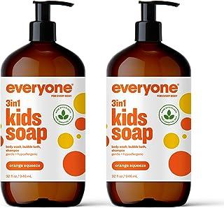 صابون کودکان 3 در 1 همه - شامپو ، شستشوی بدن ،