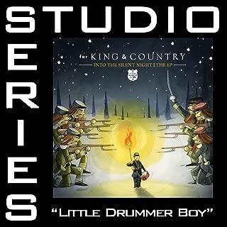 Little Drummer Boy (Studio Series Performance Track)