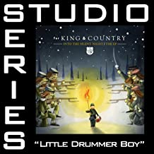 Little Drummer Boy (Studio Series Performance Track)