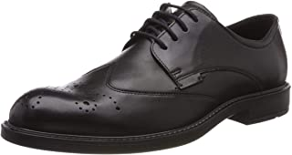 ECCO Vitrus III, Zapatos de Cordones Brogue Hombre