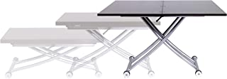 folding dining table mechanism