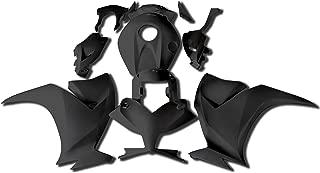 Yana Shiki BKH211BCK Black ABS Plastic Full Body Fairing Kit