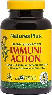 NaturesPlus Immune Action - 120 Vegetarian Capsules (120 Servings)