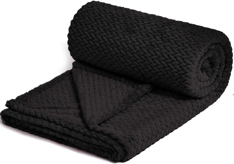 NEWCOSPLAY Max 89% OFF Super Soft Throw Blanket Fleece Flannel Import Silky Premium