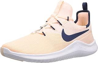 Women's Free TR 8 Crimson Tint/Navy/White Nylon Running Shoes 7 M US