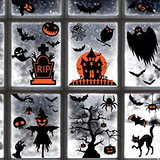 Best window decals halloween Reviews