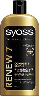 Syoss Renew 7 - Shampoo For Women - 500 ml