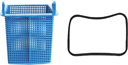 ZAITOE Super Pump Pool Basket for Hayward B167 B-167 with Lid Gasket for O-177 Replaces SP1600M SP1600S