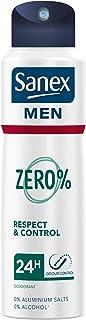 Sanex Men Zero% Desodorante Spray, 200ml