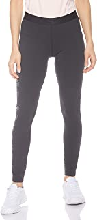 Under Armour Women's Favorite Leggings, Black//Onyx White, Small