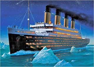5D Diamond Painting by Number Kit Full Drill Picture Supplies Arts Craft Home Wall Sticker Decor Titanic 30x40cm